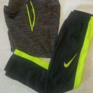Boy's Pant & Shirt Set